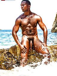 Devin Franco Bottoms For Sean Xavier's Bare Black Dick