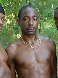 Intrigue, Supa Bad and Zodiac ebony threesome